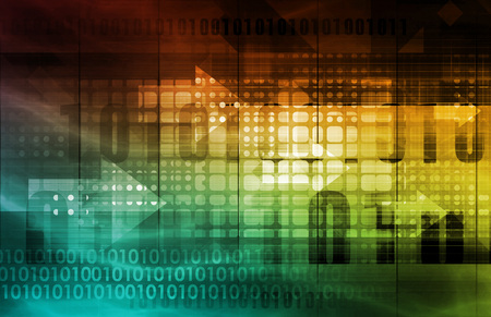 예술적 IT 서비스 또는 정보 기술 솔루션