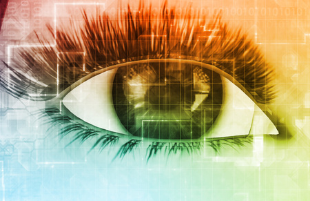 security technology: Security Technology with Optical Scan as a Concept