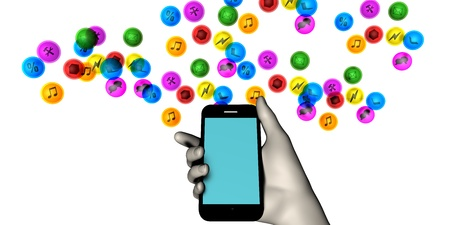 smartphone apps: Smartphone Entertainment with Technology Apps as Art