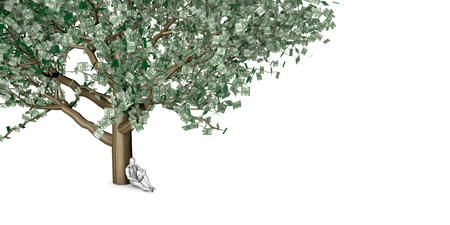 monetization: Hidden Opportunity with a Man Not Knowing His Wealth