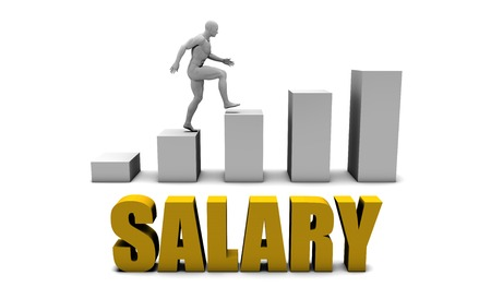 increase business: Increase Your Salary or Business Process as Concept