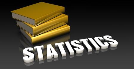 soumis: Statistiques Sujet avec un tas de Education Livres Banque d'images