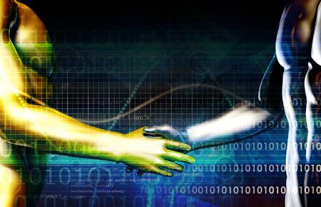 implement: Global Multimedia Technology in Web Data Art