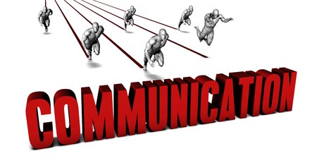 Better Communication with a Business Team Racing Concept