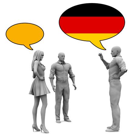 comunicar: Aprender la cultura alemana y el lenguaje para comunicarse