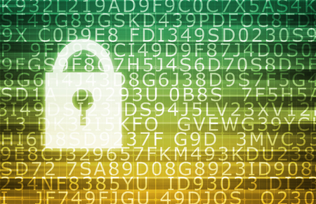 online privacy: Internet Safety and Keeping Data Safe for Privacy Stock Photo
