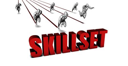 skillset: Better Skillset with a Business Team Racing Concept