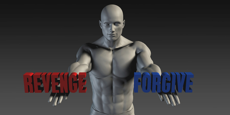 revenge: Forgive or Revenge as a Versus Choice of Different Belief