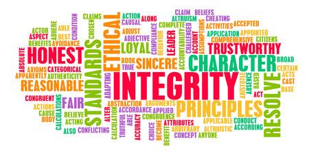 etica: Integridad en un personaje de Empresa y Persona