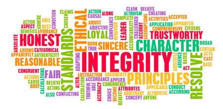 the sincerity: Integrity in a Company and Person Character