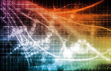 Self Learning-Technologie mit künstlicher Intelligenz Stammhirn Standard-Bild - 48279879