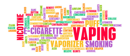 propylene: Vaping or an Electronic Cigarette as a Concept