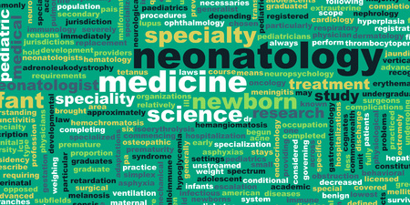 medical field: Neonatology or Neonatologist Medical Field Specialty As Art