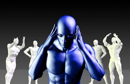 ansiedad: La ansiedad y la pérdida de confianza a través del estrés