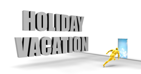 direct: Holiday Vacation as a Fast Track Direct Express Path