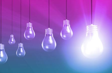 metas: La inspiración del concepto de una idea o meta Arte