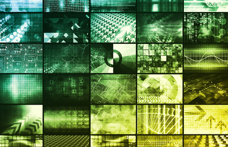 Big Data Analytics Management als Konzept Standard-Bild - 49911945