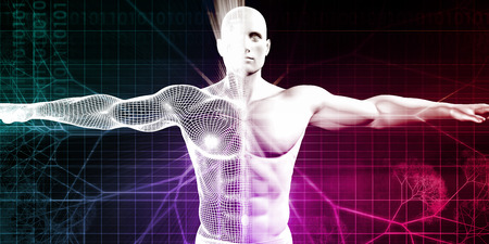 Athletic Conditioning and Body Development as Concept 스톡 콘텐츠