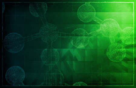 cures: DNA Helix Abstract Science Genetic Background Art Stock Photo