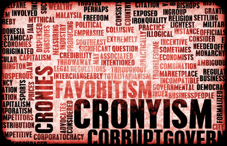 favoritism: Cronyism in the Business and Government as a Concept