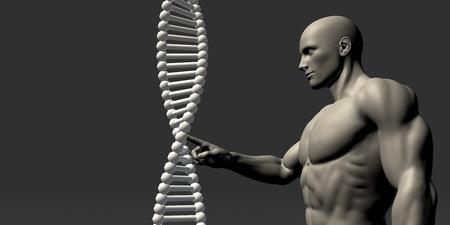 genetica: Ricerca e sviluppo nel campo della scienza della genetica