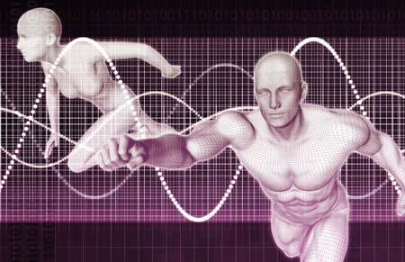 aerobic: Exercise Class and Aerobic Cardio Classes as Concept