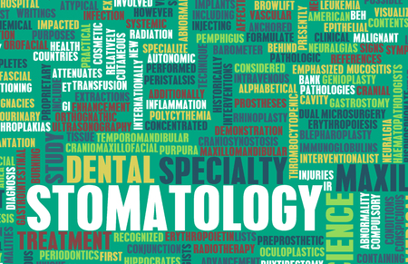 medical field: Stomatology or Stomatologist Medical Field Specialty As Art
