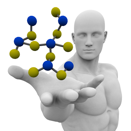 Pharmaceuticals Industry with Chemical Science Research  Art
