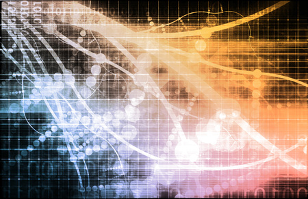 e market: Online Banking Portal Abstract as a Concept