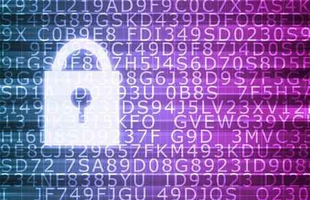 Tecnología de Seguridad Online y Digital Privacidad Encriptación