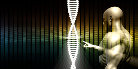medical occupation: Genetic Research Facility Industry with Medical Researcher