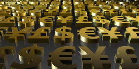 fluctuation: Forex or Foreign Exchange Investment Trading as Concept