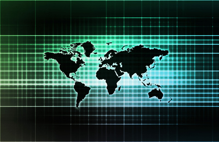 distributing: International Trade on a Global Scale with Map