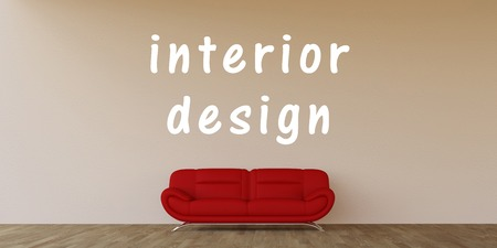 Interior Design Concept with Home Interior Art
