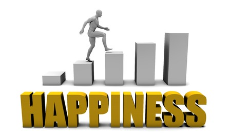 increase business: Increase Your Happiness  or Business Process as Concept