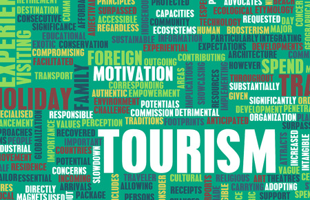 tourism industry: Tourism Industry for Tourist and Foreign Holidays