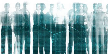 Desarrollo de carrera como un concepto de formación de negocios