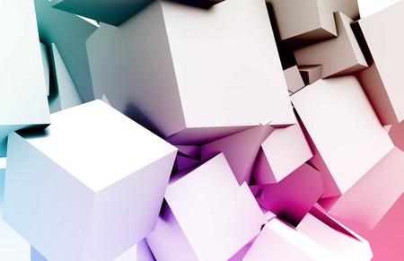 emerging economy: Futuristic Technology as a Next Generation Art Stock Photo