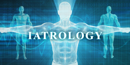 specialty: Iatrology as a Medical Specialty Field or Department Stock Photo