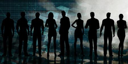 entrepreneurs: Futuristic Technology Team of Innovators and Entrepreneurs