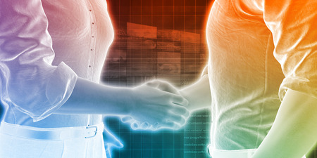 business agreement: Business Agreement and Cooperation Between Two Businesses