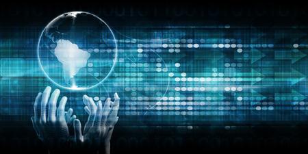 通信: 抽象的な背景と技術のグローバルなアクセシビリティ