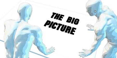big picture: The Big Picture Discussion and Business Meeting Concept Art