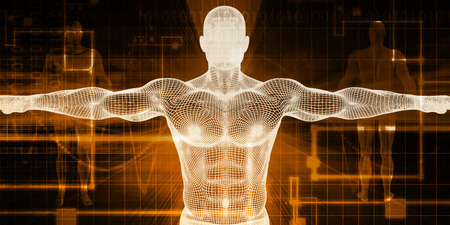 Système de numérisation médicale et du corps Checkup Dépistage