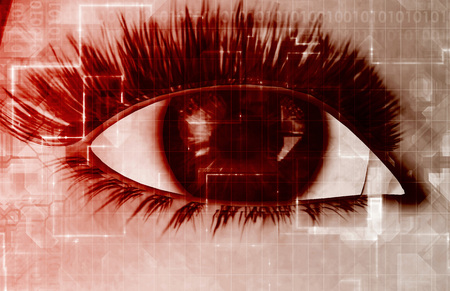 Online Privacy with Big Brother Intercepting Personal Data