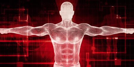 pharmaceutical company: Biomedical Engineering or Biology Medical Bioligcal Concept Stock Photo