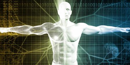 mente humana: Tecnología disruptiva del cuerpo humano y Mente
