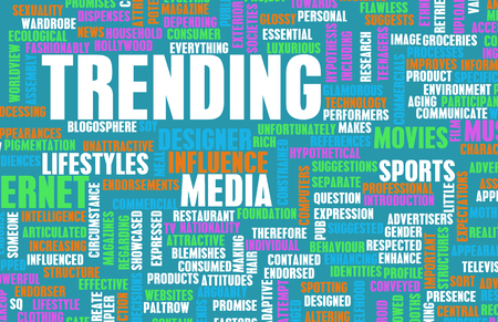 business trending: Trending Online and Digital Business News Art
