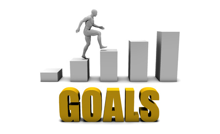 improving: Reach Your Goals  or Business Process as Concept