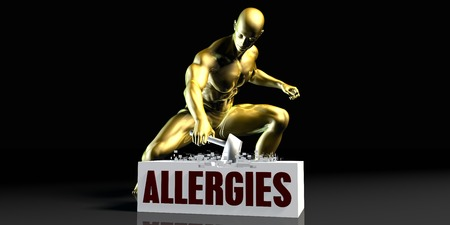 unwanted: Eliminating Stopping or Reducing Allergies as a Concept